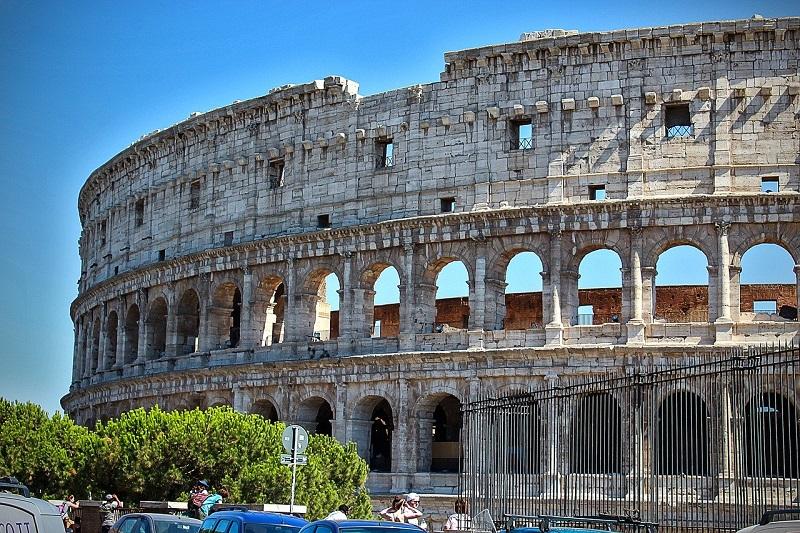 Kolosseum Rom - UNESCO zum Weltkulturerbe erklärte Stätten