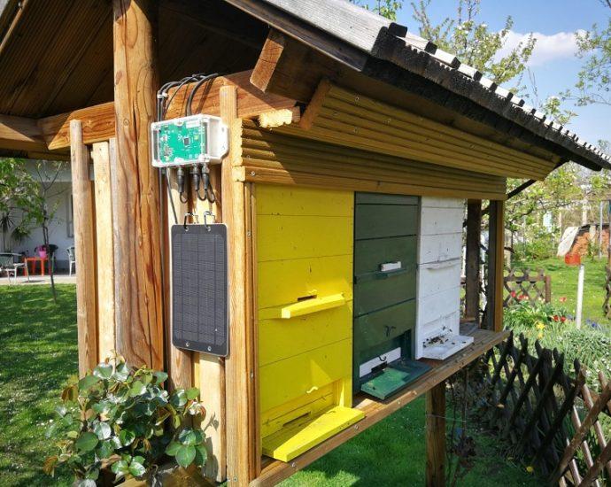 Bienenstockwaagen