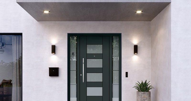 Außentüren Sie sind das Statussymbol des Hauses